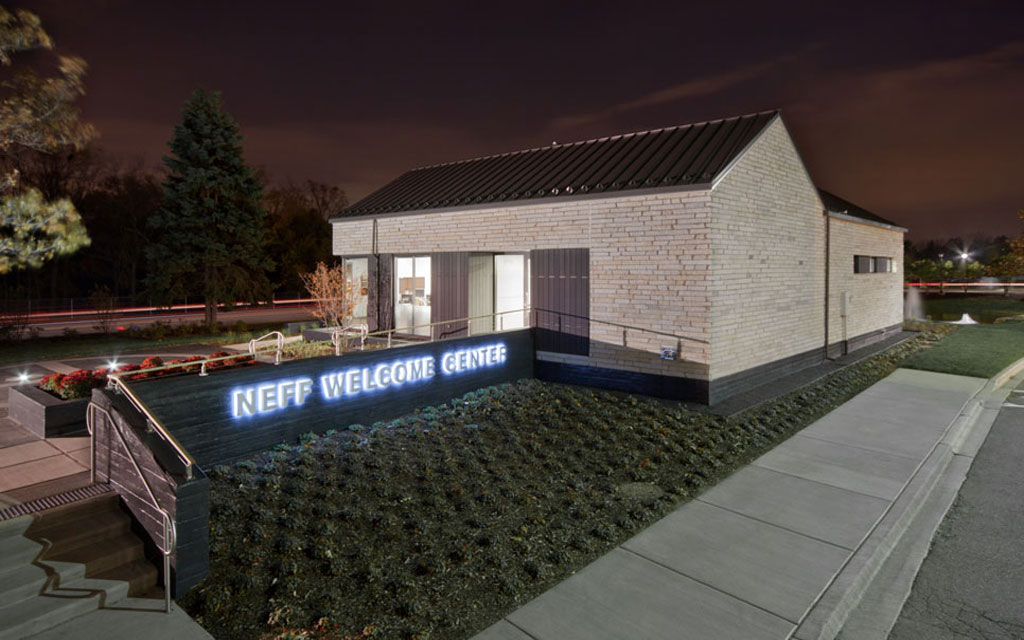 Neff Welcome Center