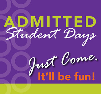 Admitted Student Day 2013