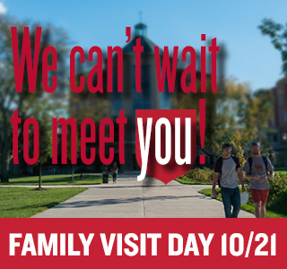 We cant' wait to meet you! Family Visit Day 10/21