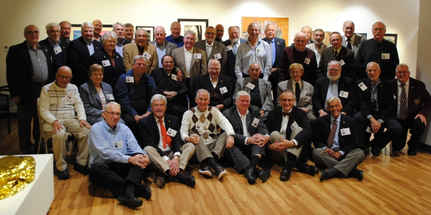 Golden Eagles Class of 1968 50th Reunion