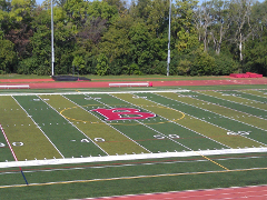 Stadium Benedictine Chicago Catholic Universities