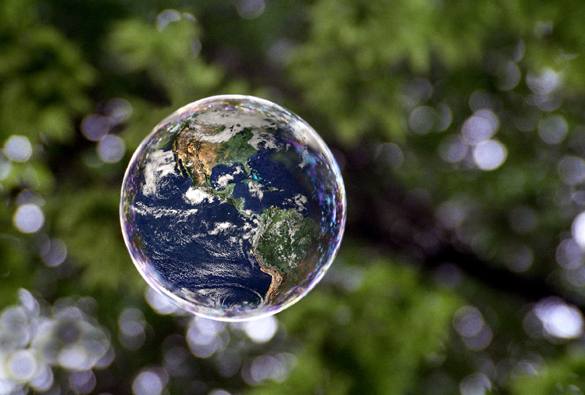 World in a Bubble 1