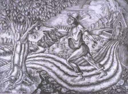 The Sower (William Scarlato)