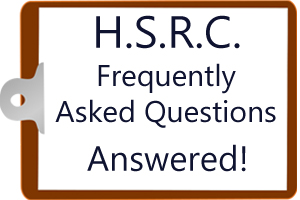 HSRC FAQs Answered!