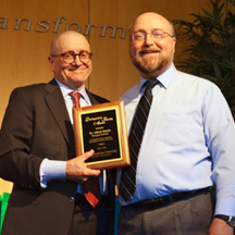 Al Martin - Distinguished Faculty 2014