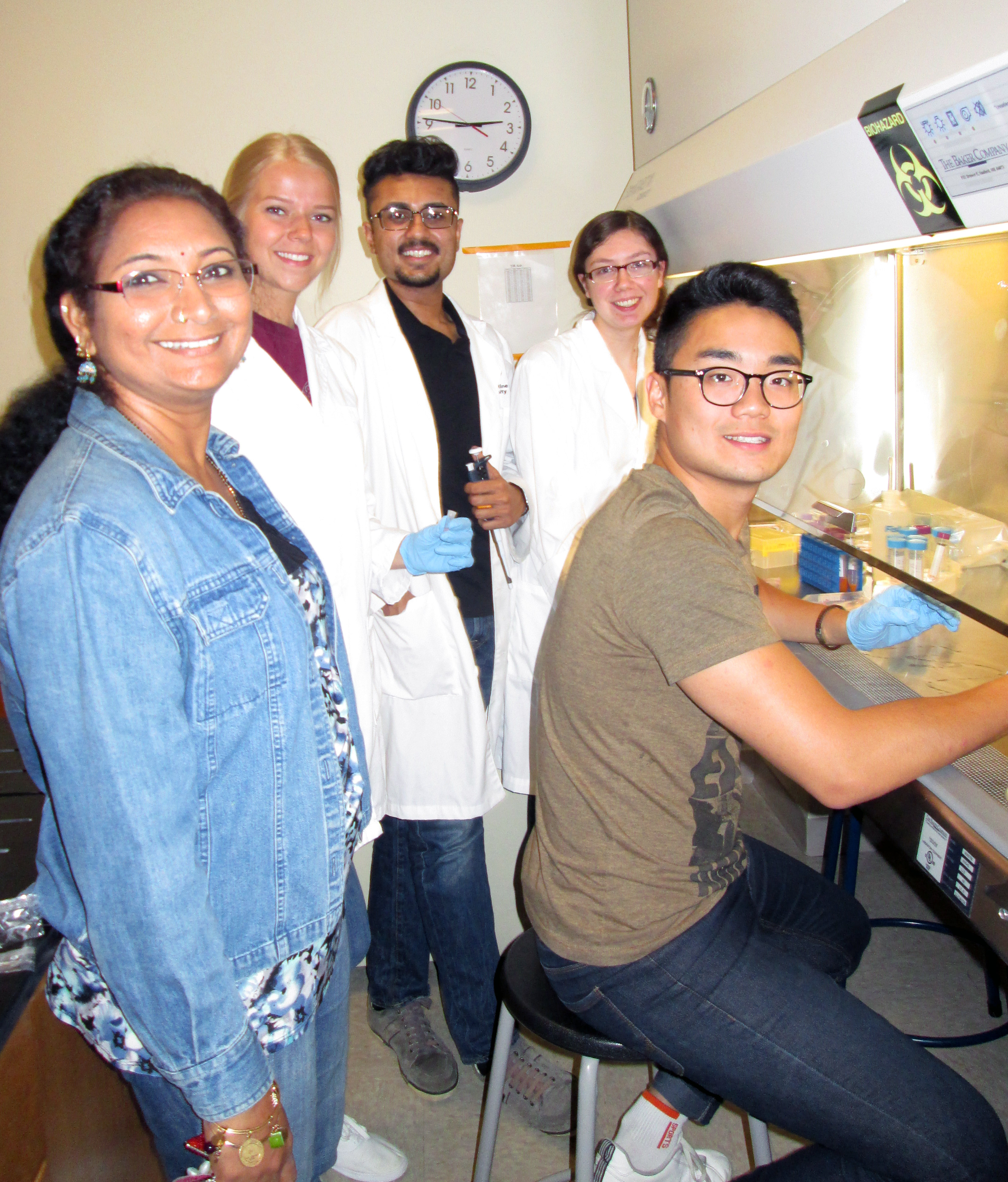 Dr. Sarathy's summer research 2017