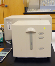 HP G1103A UV/VIS DAD spectrometer