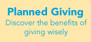Planned Giving at Benedictine University