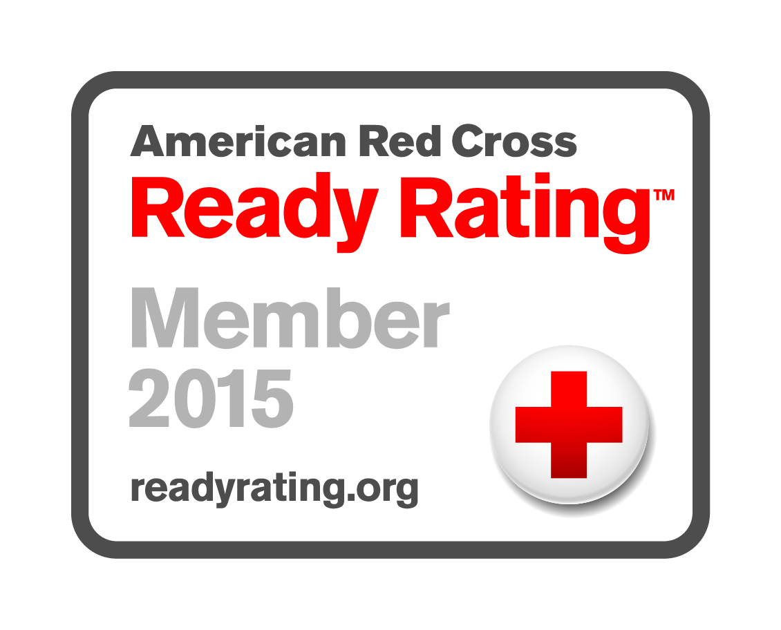 2015 Red Cross Ready Rating Seal