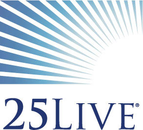 Logo for 25Live from CollegeNet