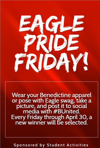 Eagle Pride Friday!