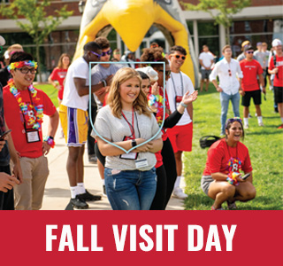 Fall Visit Day
