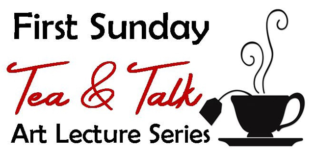 First Sunday Tea & Talk Logo