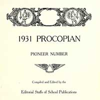 Yearbooks 1931-1986
