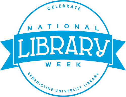 National library week logo