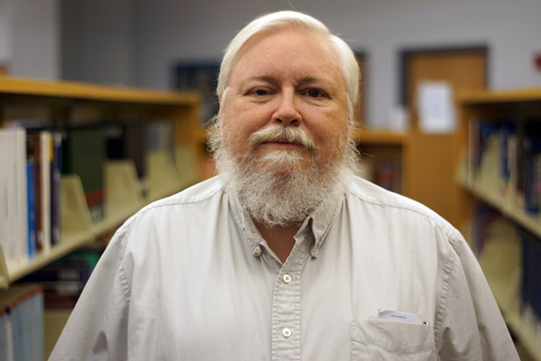 Jack Fritts, University Librarian