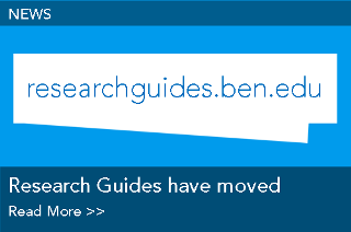 Research Guides have moved