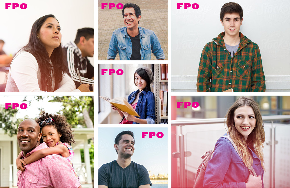 Examples of appropriate portraiture photo style
