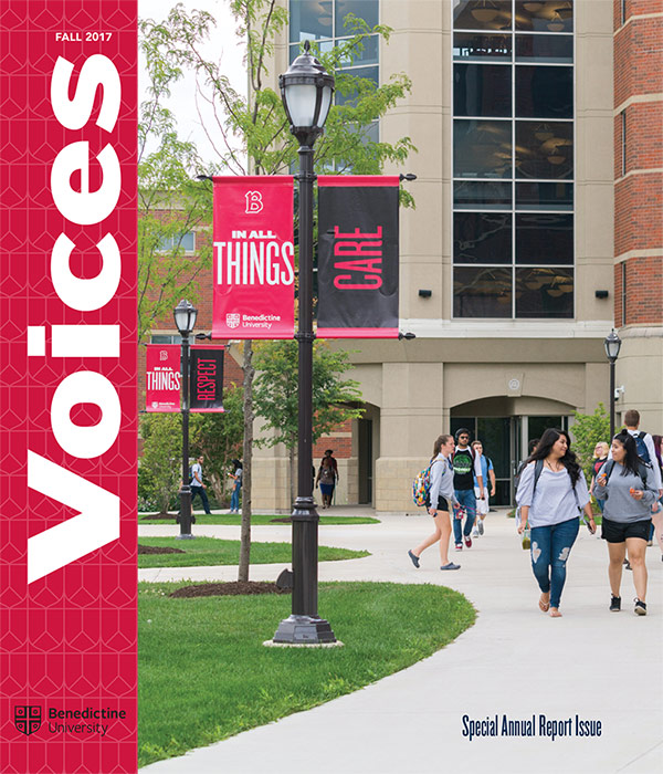Voices Fall 2017 Click to Read Online