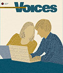 Voices Spring 2015 cover