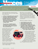 Voices Online April 2017