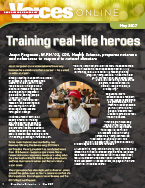 Voices Online May 2017