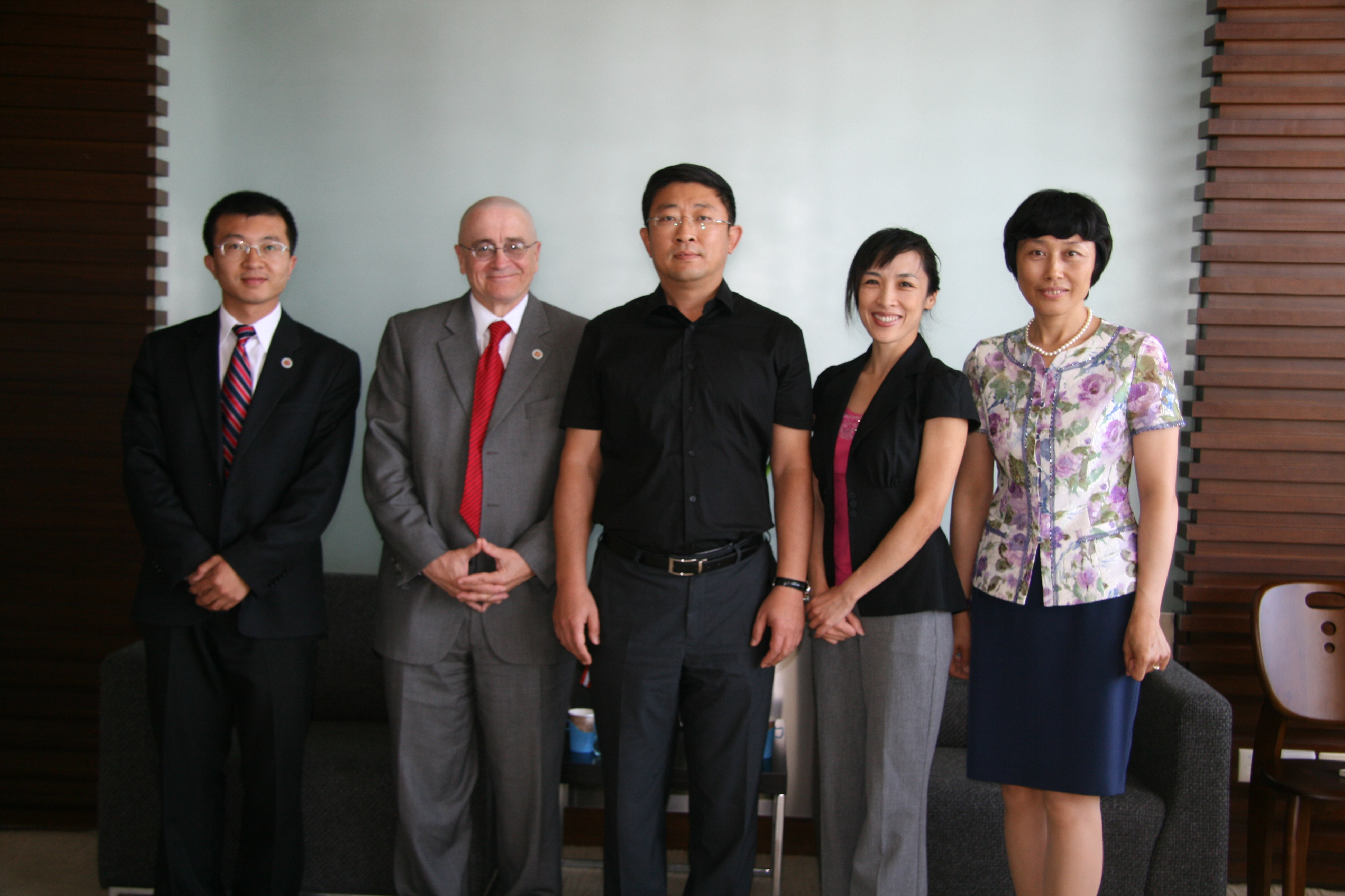 Dalian Nationalities Partnership 08-08-12