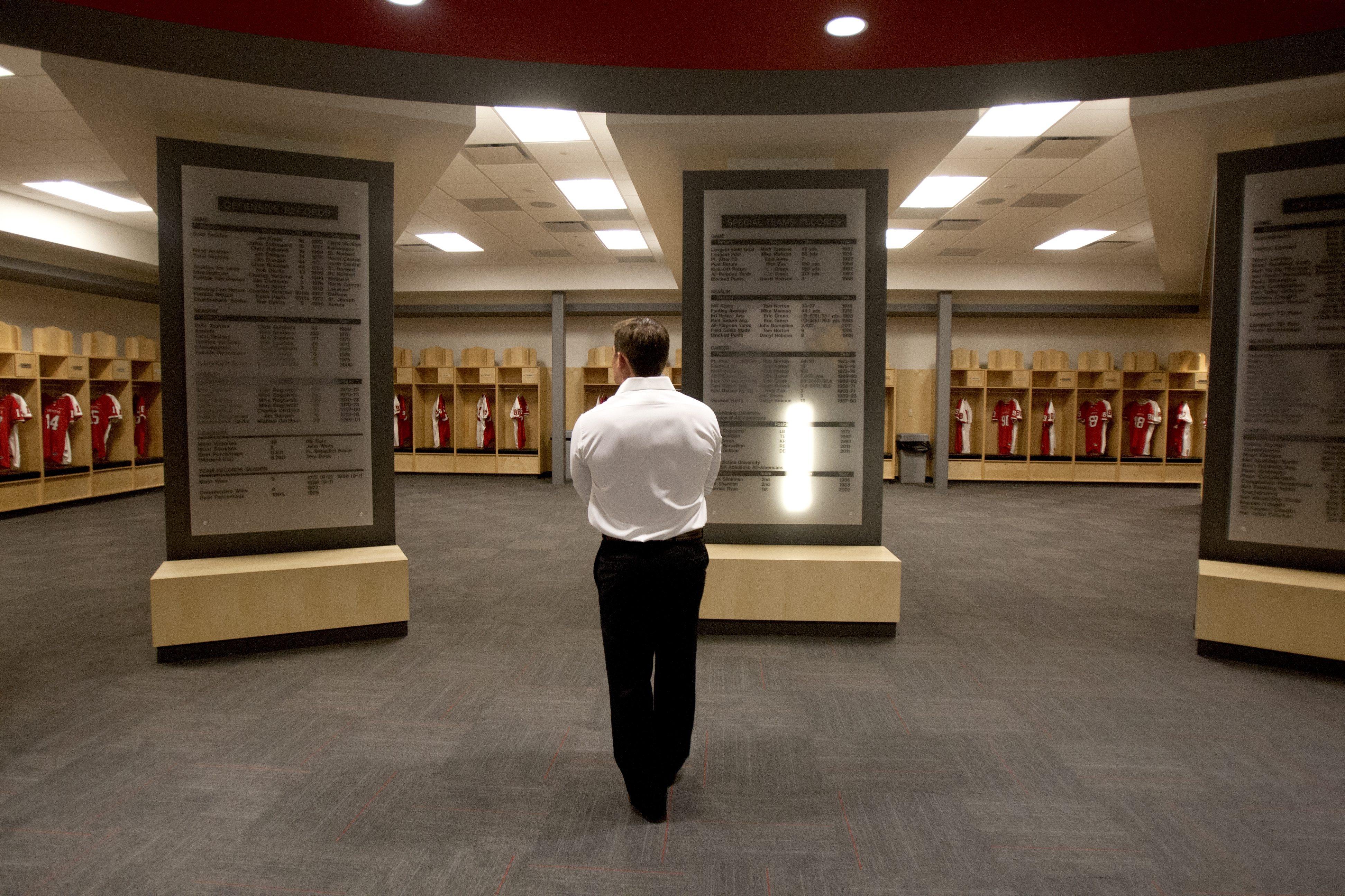Locker room SEP2012