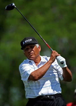 Lee Trevino Photo credit: Chris Condon/PGA Tour
