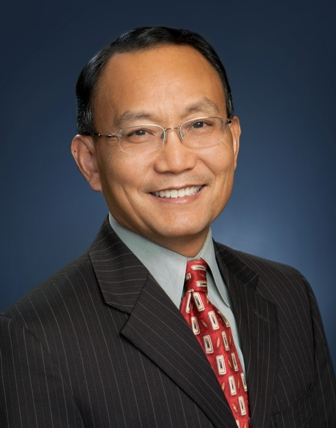 Mesa Community College (MCC) President Shouan Pan, Ph.D.