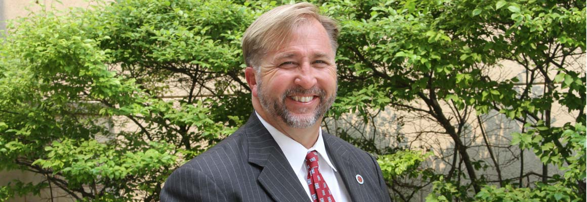 Michael S. Brophy, Ph.D., has been named the 11th president of Benedictine University.