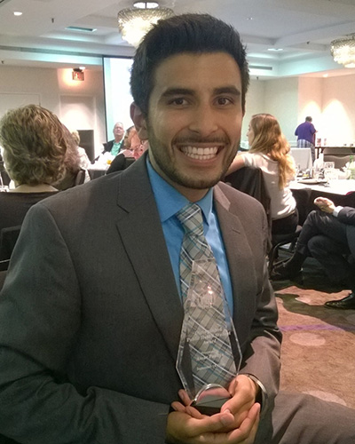 Amar Pandya, Master of Public Health/Master of Business Administration graduate student