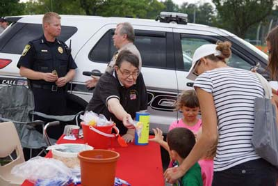 "The Benedictine University Police Department and the Lisle Police Department invite the public to attend the 3rd annual ""National Night Out"" at the University from 5:00-8:00 p.m. on Tuesday, August 2."