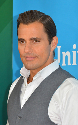 Bill Rancic, E! TV star and RPM Chicago Restaurant owner