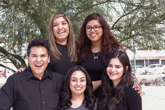 The Hispanic Student Association at BenU Mesa.