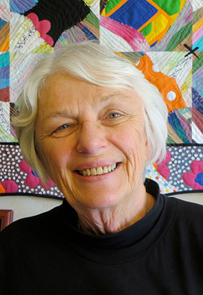 Rosalie Riegle, a peace activist, oral historian and author