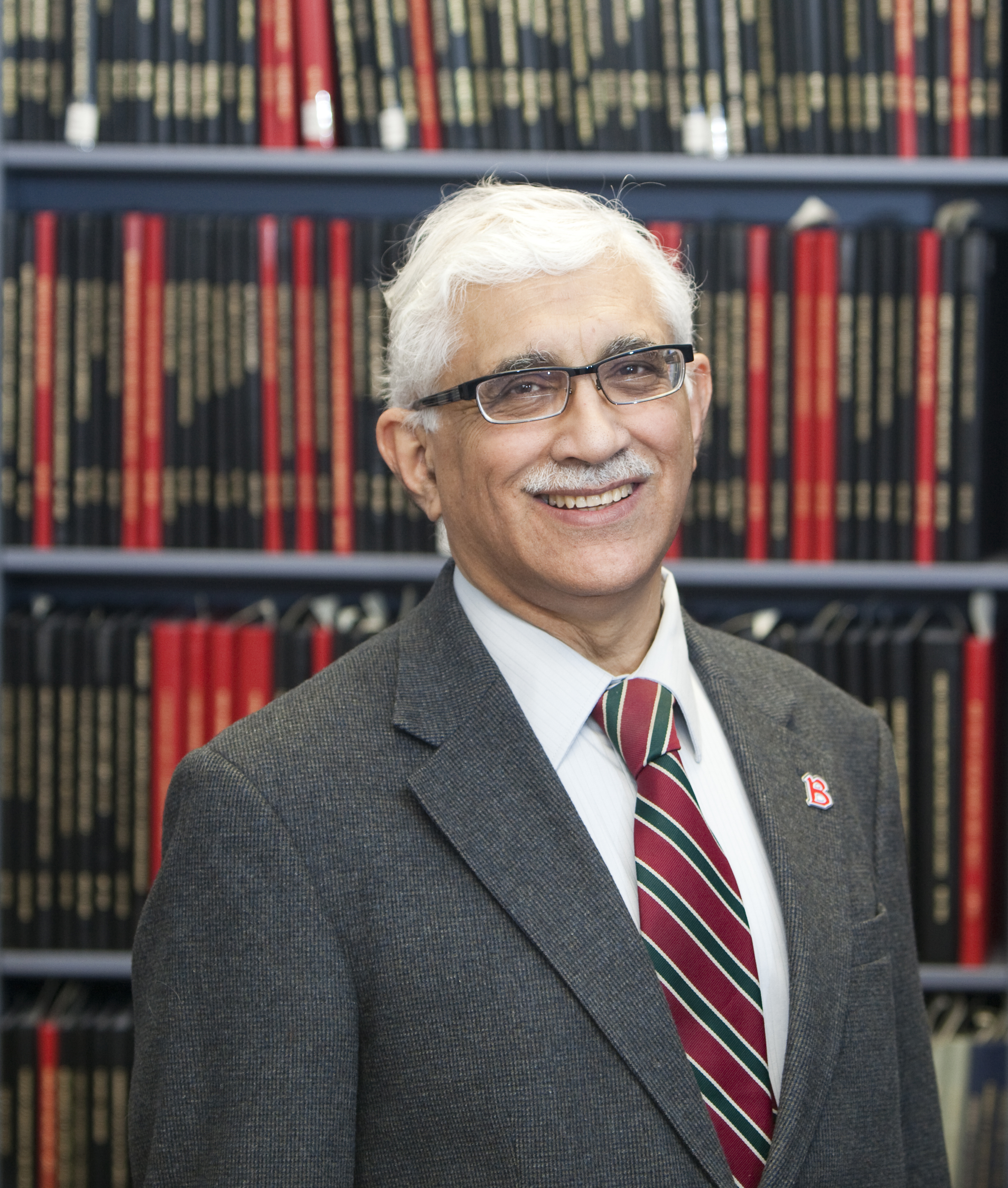 Sunil Chand, Ph.D., professor and director of the Ed.D. program in Higher Education and Organizational Change