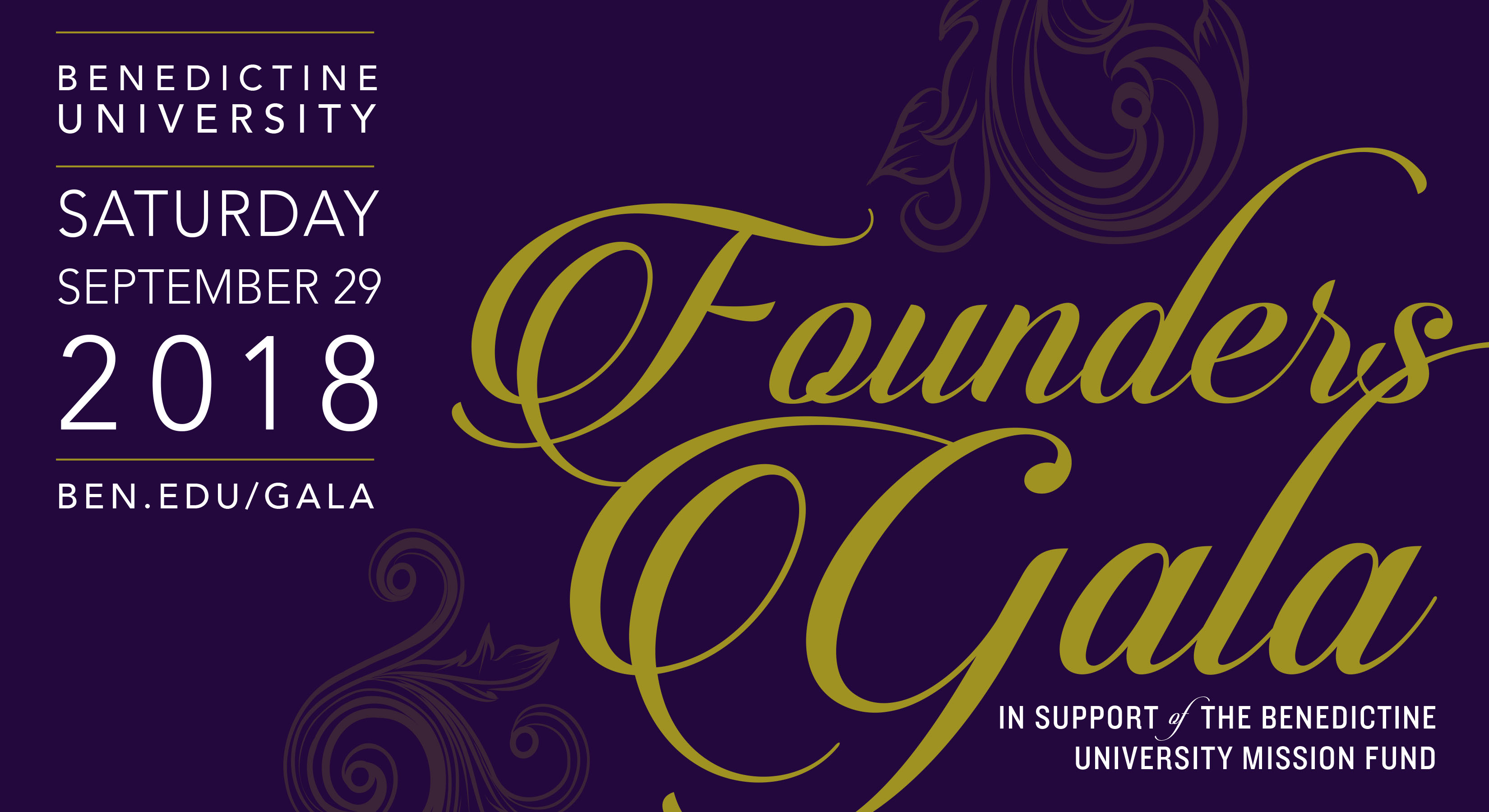 Founders Gala 2018